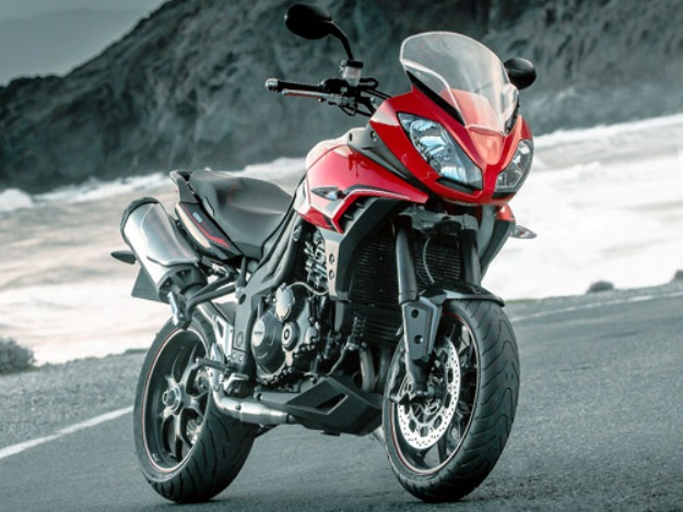 News motorcycle 2013: Triumph Tiger 1050 Sport