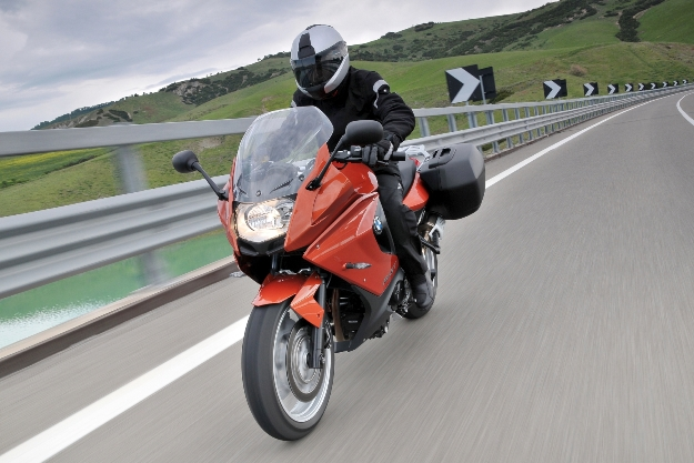 Test BMW F800GT: Great light Tourism