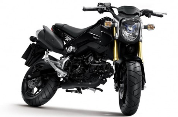 News motorcycle 2013: Honda MSX 125