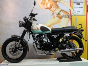 News motorcycle 2013 JPMS: Mash 125 Seventy Five
