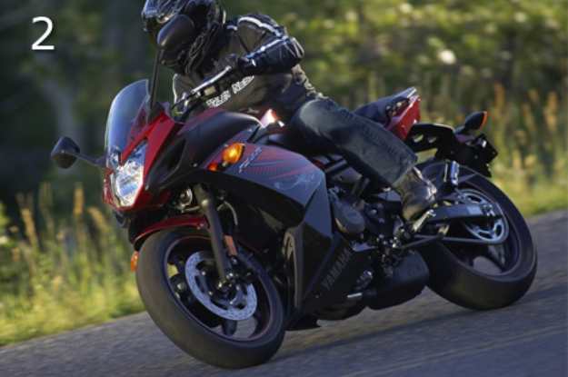 Top 10 of the best motorcycles to begin on the road