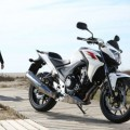 Test Honda CB500F 2013: The future diva of A2?