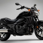 News motorcycle 2013: Honda CTX700 and CTX700N