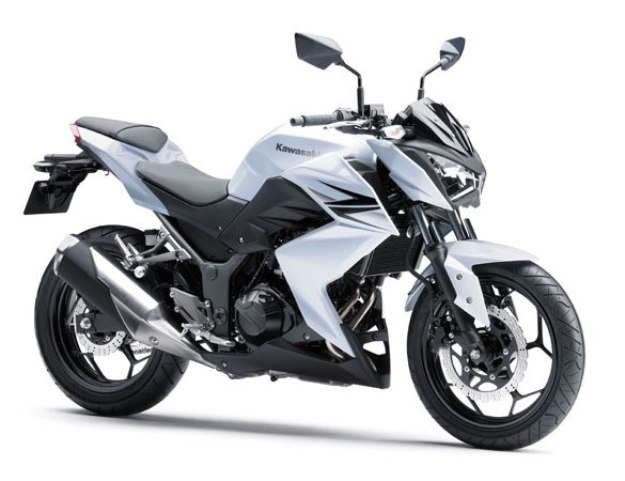 News motorcycle 2013: Kawasaki Z250