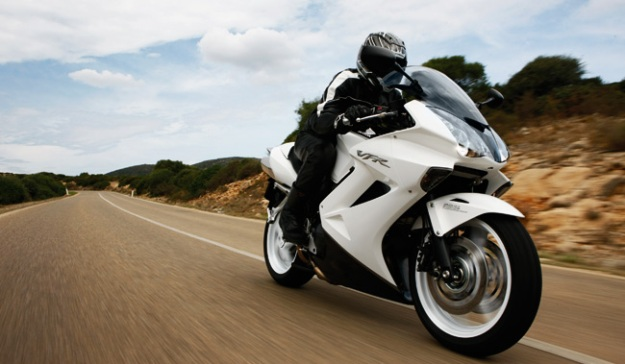 Assessment occasion motorcycle: Honda VFR 800 VTEC
