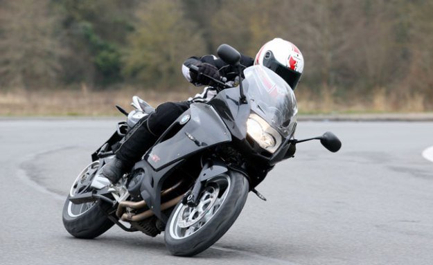 Test BMW F800GT: the roadster GT!