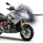 Test Aprilia Caponord 1200 Travels Pack