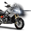 Test Aprilia Caponord 1200 Travels Pack: Known in Ducati Multistrada!