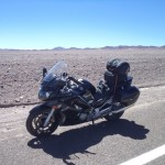 A 4000 kilometer ride – Yamaha FJR 1300 2012