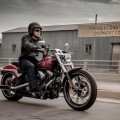 Motorcycle News 2013: Harley Davidson Softail Breakout