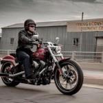 Motorcycle News 2013: Harley Davidson Softail Breakout