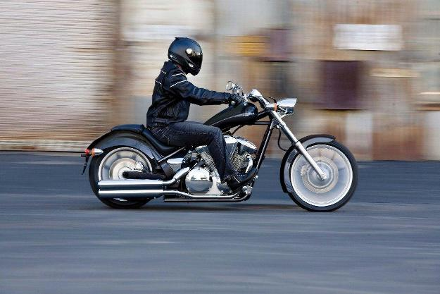 Honda VT 1300 CX Fury is a good bike