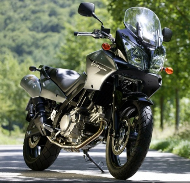 Assessment occasion motorcycle: Suzuki DL650 V-Strom