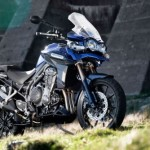 Test Triumph Tiger 1200 explorer XC