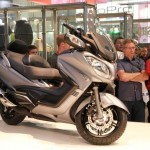 Test Suzuki Burgman 650 2013: maximum service!