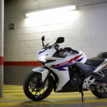 Test Honda CBR500R 2013 ABS: Elevator of the Scuffle!