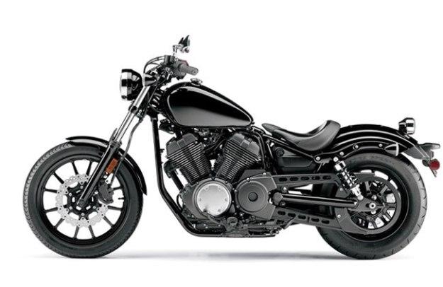 Yamaha the USA reinforces its range custom with the Bolt