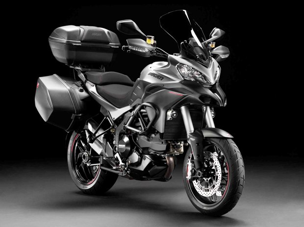 Test Ducati Multistrada 1200 S Granturismo: The full one with luggage!