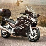 Test Yamaha FJR 1300 AS 2013