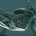 Honda CB500F Review 2013