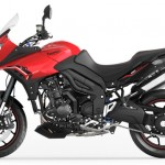 Triumph Tiger Sport 2013 Revie, Specification
