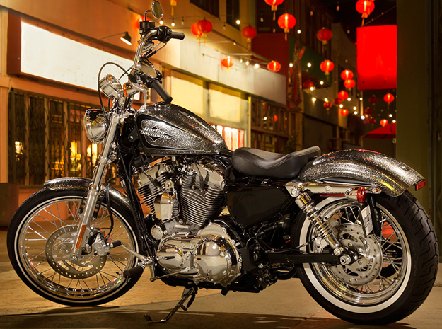 Harley-Davidson Seventy-Two 2013