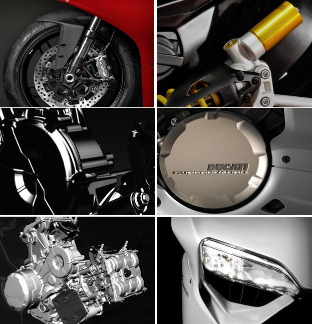 2014 Ducati 899 Panigale specs