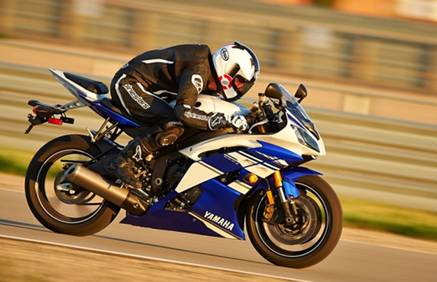 new yzf r6 2014