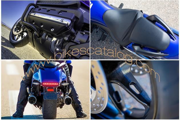 2014 Honda Valkyrie Review and Specs - Bikes Catalog