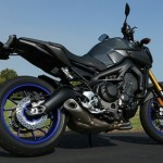 First Ride 2014 YAMAHA FZ-09 With Specs