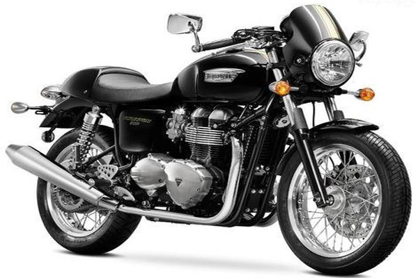 Triumph Thruxton review