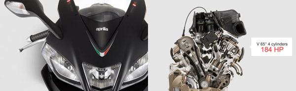 2014 Aprilia RSV4 R specs