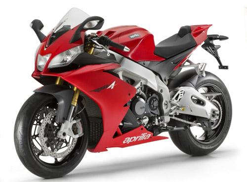 Aprilia RSV4 R red