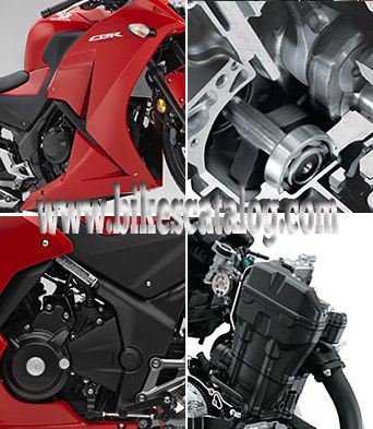 honda cbr300r engine