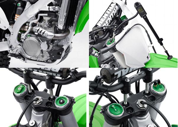 2015 Kawasaki KX450F