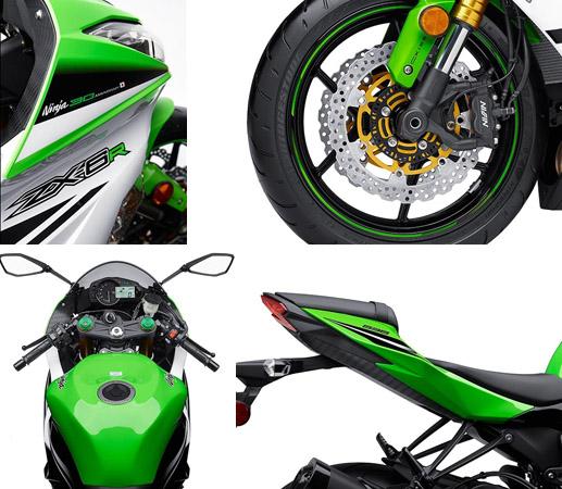 Kawasaki Ninja R Gear Indicator