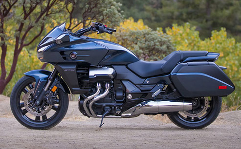 Honda Ctx1300 2014 Review Price Specs A Real Sport Motorbike
