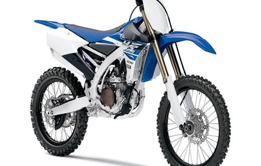 Yamaha 2015 YZ250F Dirt Bike Review