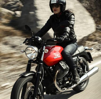 Moto Guzzi Ambassador Review