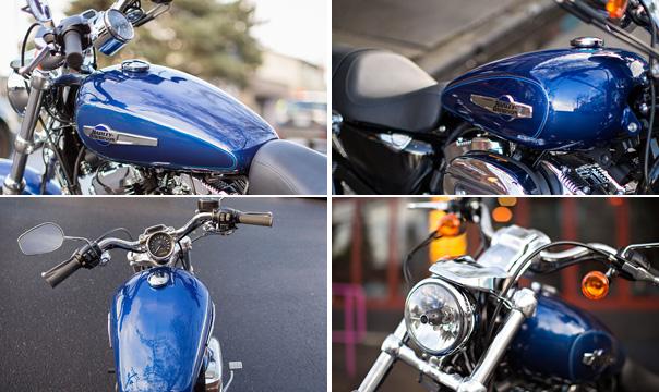 2015 Sportster 1200 Custom