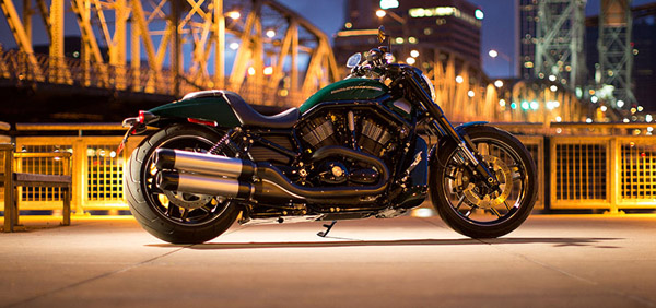 Harley-Davidson's 2015 Night Rod Special
