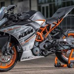 New Fast 2015 KTM RC 390 Race Motorbike