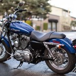 2015 Harley Davidson Sportster 1200 Custom Review