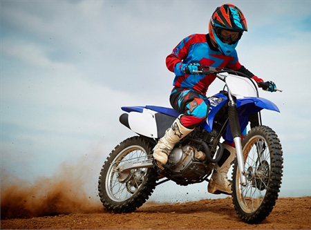 The Super Off-Road Yamaha 2015 TTR-230 Review - Bikes Catalog