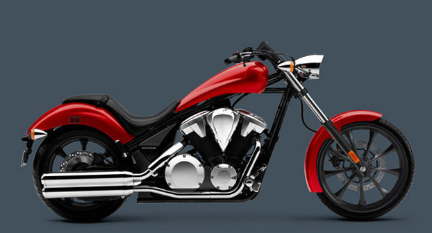new Honda Fury 2015
