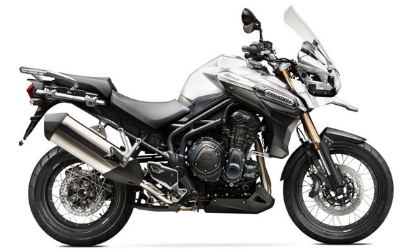 Triumph Tiger Explorer Spoked Wheels