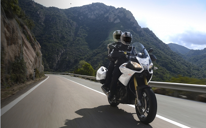 Review of Aprilia Caponord 1200 ABS