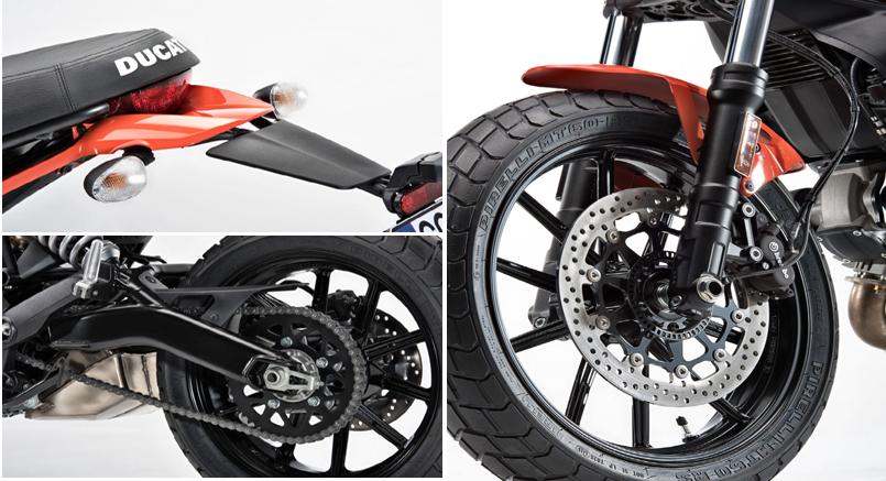 Ducati scrambler 2016 specs