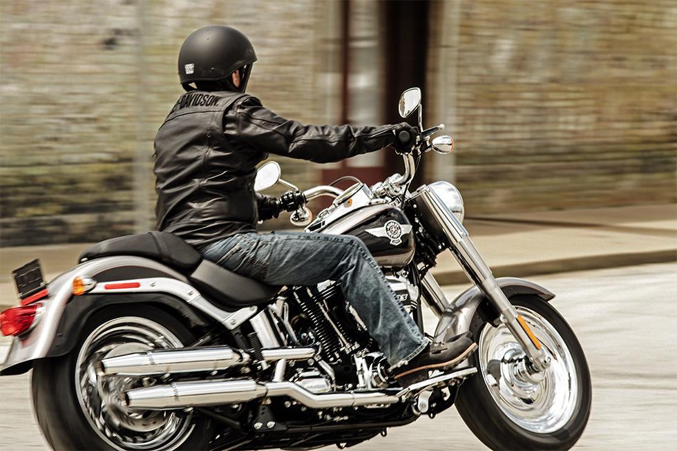 Harley-Davidson 2016 Softail Fat Boy Special