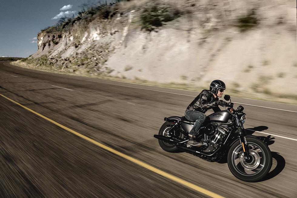 2016 Harley Davidson Iron 883 design